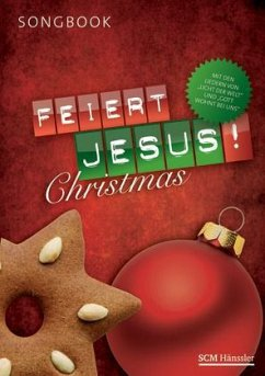 Feiert Jesus! Christmas, Liederheft