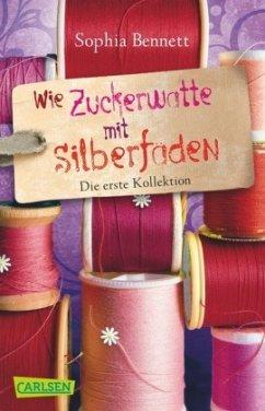 Wie Zuckerwatte mit Silberfäden / Modemädchen Bd.1