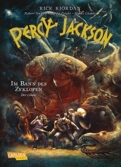 Im Bann des Zyklopen / Percy Jackson Comic Bd.2 - Riordan, Rick
