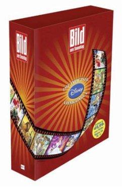 Die original Disney-Filmcomics (10 Bde.) - Disney, Walt