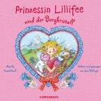 Prinzessin Lillifee und der Bergkristall / Prinzessin Lillifee Bd.9 (1 Audio-CD)