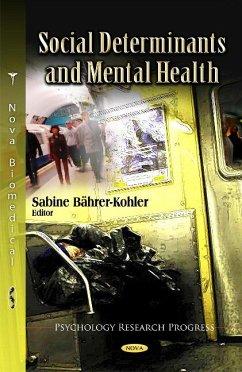 Social Determinants & Mental Health