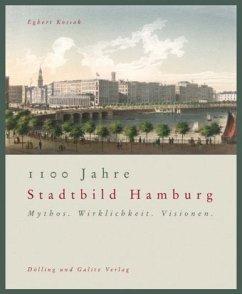 1100 Jahre Stadtbild Hamburg - Kossak, Egbert