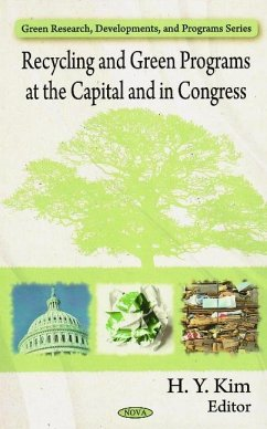 Recycling & Green Programs at the Capital & in Congress