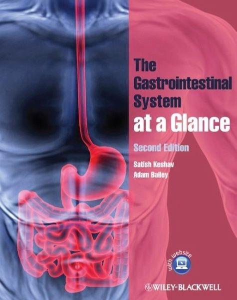 gastrointestinal system at a glance pdf satish