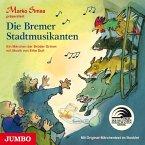 Die Bremer Stadtmusikanten, 1 Audio-CD