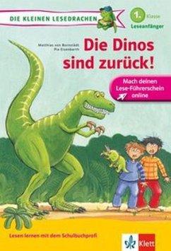 Die Dinos sind zurück! - Bornstädt, Matthias von