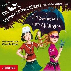 Ein Sommer zum Abhängen / Die Vampirschwestern Bd.9 (2 Audio-CDs) - Gehm, Franziska