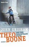 Theo Boone und der unsichtbare Zeuge / Theo Boone Bd.1
