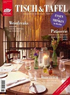 Zitty Spezial Tisch & Tafel 2012