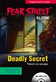 Deadly Secret. Buch inkl. MP3-CD