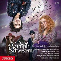 Die Vampirschwestern, 2 Audio-CDs - Gehm, Franziska