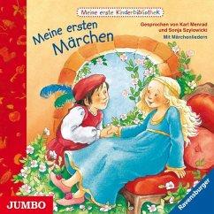 Meine ersten Märchen, 1 Audio-CD - Dierks, Hannelore