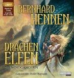 Die Windgängerin / Drachenelfen Bd.2 (4 MP3-CDs)