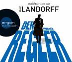 Der Regler / Gabriel Tretjak Bd.1 (Hörbestseller, 6 Audio-CDs)