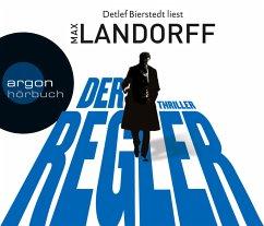Der Regler / Gabriel Tretjak Bd.1 (Hörbestseller, 6 Audio-CDs) - Landorff, Max