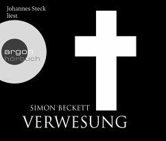 Verwesung / David Hunter Bd.4 (6 Audio-CDs) - Beckett, Simon
