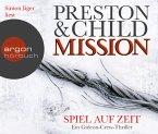 Mission - Spiel auf Zeit / Gideon Crew Bd.1 (Hörbestseller, 6 Audio-CDs)