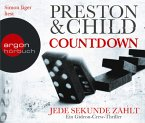 Countdown - Jede Sekunde zählt / Gideon Crew Bd.2 (6 Audio-CDs)