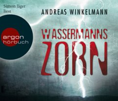 Wassermanns Zorn, 6 Audio-CDs - Winkelmann, Andreas