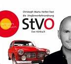 Die Straßenverkehrsordnung (StVO), 2 Audio-CDs
