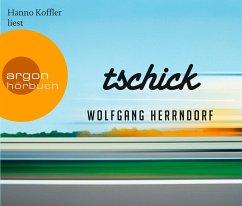 Tschick, 4 Audio-CDs - Herrndorf, Wolfgang