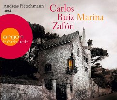 Marina, 6 Audio-CDs - Ruiz Zafón, Carlos