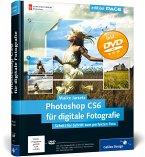 Photoshop CS6 für digitale Fotografie, m. DVD-ROM