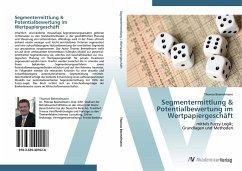 9783639401028 - Beemelmann, Thomas: Segmentermittlung & Potentialbewertung im Wertpapiergeschäft - Book