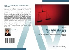 9783639400991 - Daub, Falko: New Whistleblowing Regulations in the USA: How Sarbanes-Oxley failed to implement a working concept - Buch