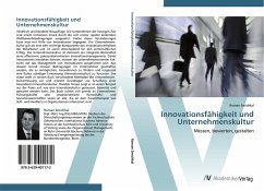 Innovationsfähigkeit und Unternehmenskultur