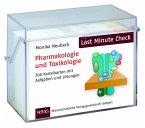Last Minute Check - Pharmakologie und Toxikologie