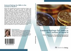 9783639401226 - Bruckmann, Kirsten: External Ratings for SMEs in the Context of Basel II - Buch