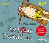 Anton taucht ab, 1 Audio-CD