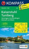 Kompass Karte Kaiserstuhl, Tuniberg