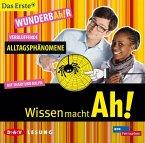 WUNDERBAh!R Verblüffende Alltagsphänomene mit Shary und Ralph / Wissen macht Ah! Bd.4, 1 Audio-CD