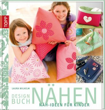 n h ideen f r kinder designbuch n hen von laura wilhelm buch. Black Bedroom Furniture Sets. Home Design Ideas