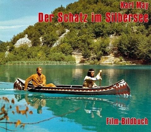 Karl may der schatz im silbersee film bildbuch buch for Der schatz im silbersee