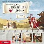 Der kleine Ritter Trenk - Sammelbox II - (CD 4-6), 3 Audio-CDs