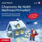 Chansons de Noel! Weihnachtslieder!, 2 Audio-CDs