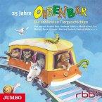25 Jahre Ohrenbär. Die schönsten Tiergeschichten, 1 Audio-CD