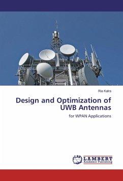 Design and Optimization of UWB Antennas