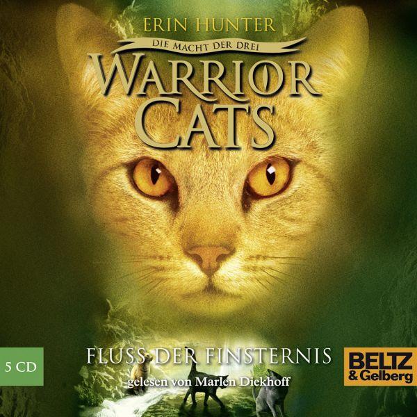 Warriors Erin Hunter Author Of: Fluss Der Finsternis / Warrior Cats Staffel 3 Bd.2 (5