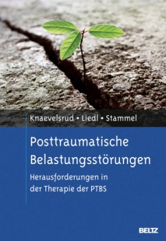 Posttraumatische Belastungsstörungen - Knaevelsrud, Christine; Liedl, Alexandra; Stammel, Nadine