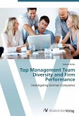 Top Management Team Diversity and Firm Performance