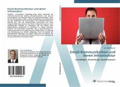 9783639402032 - Stockhausen, Lars: Email-Kommunikation und deren Infrastruktur - Buch