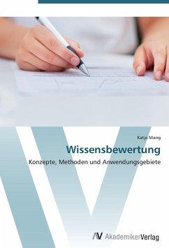 9783639402810 - Katja Mang: Wissensbewertung - Buch
