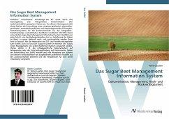 9783639402094 - Laudien, Rainer: Das Sugar Beet Management Information System - Buch