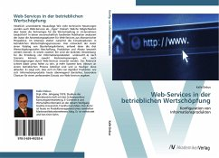 Web-Services in der betrieblichen Wertschöpfung