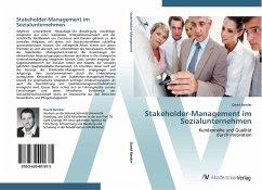 9783639401875 - Bender, David: Stakeholder-Management im Sozialunternehmen - Buch